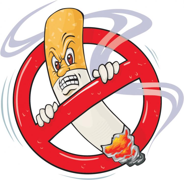 free vector No smoking theme vector