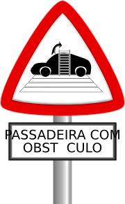 free vector No Stopping On Pedestrians Line clip art