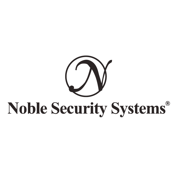 free vector Noble security systems