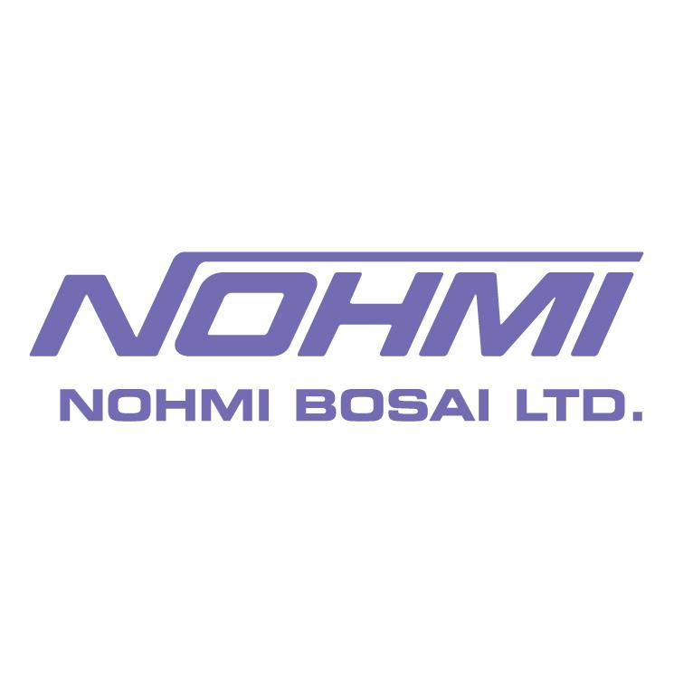 free vector Nohmi bosai