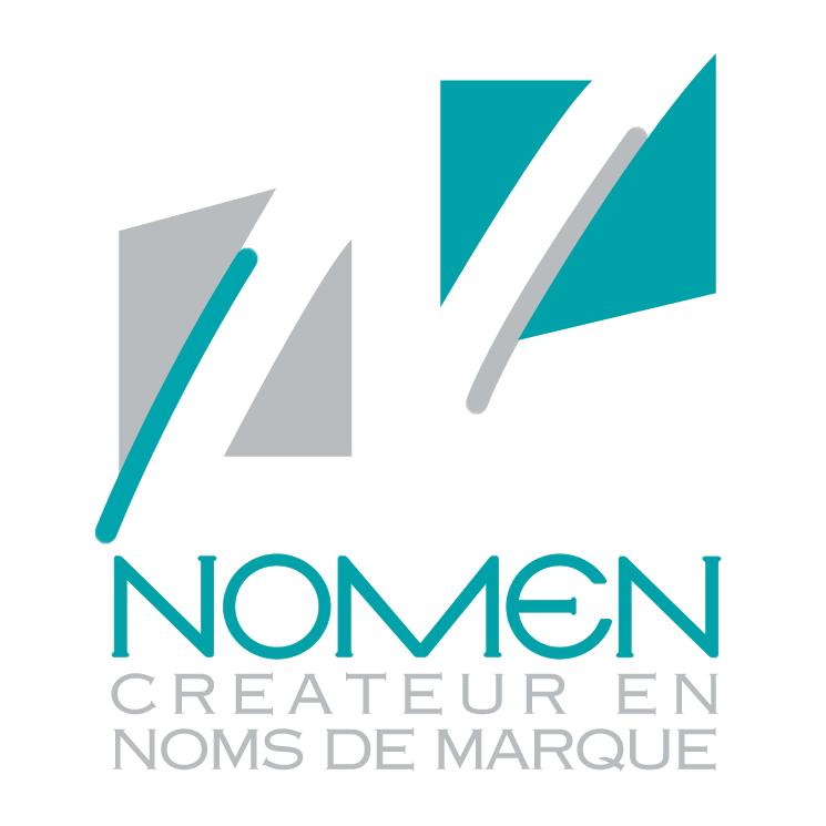 free vector Nomen