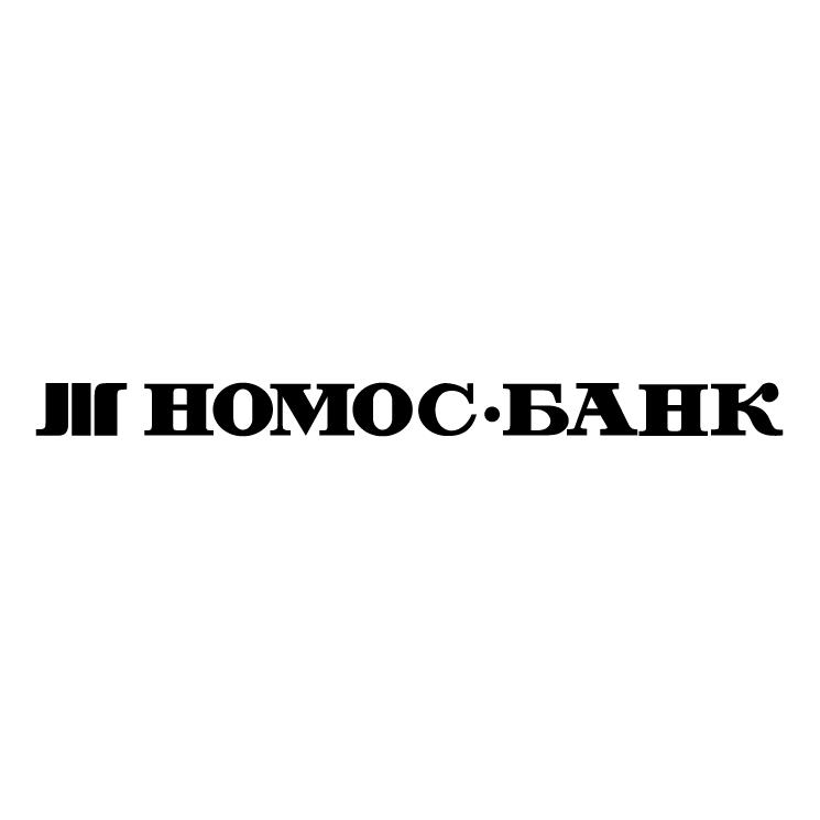 free vector Nomos bank