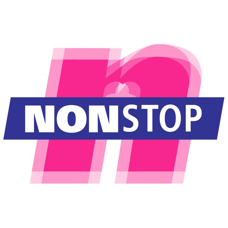 free vector Non stop