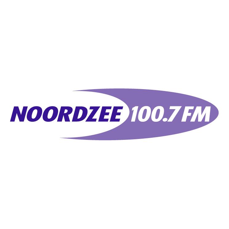 free vector Noordzee 1007 fm