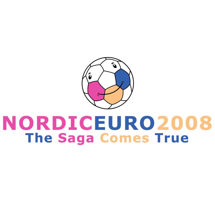 free vector Nordic euro 2008
