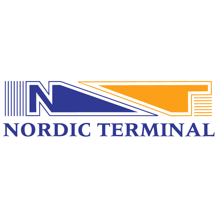 free vector Nordic terminal