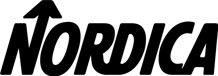 free vector Nordica logo