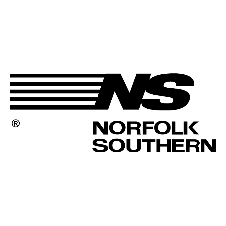 free vector Norfolk southern 0
