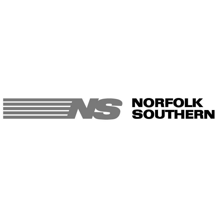 free vector Norfolk southern