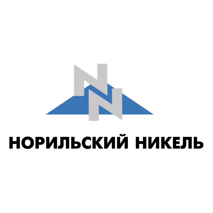 free vector Norilsk nickel