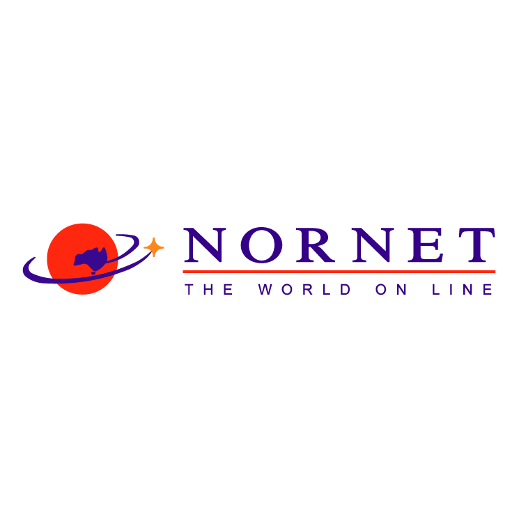 free vector Nornet internet services