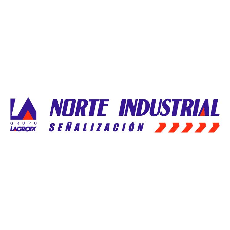 free vector Norte industrial lacroix