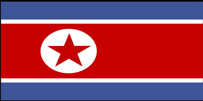 free vector North korea