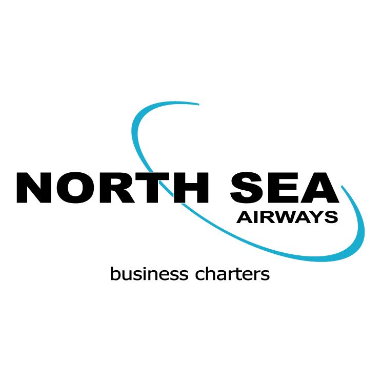 free vector North sea airways