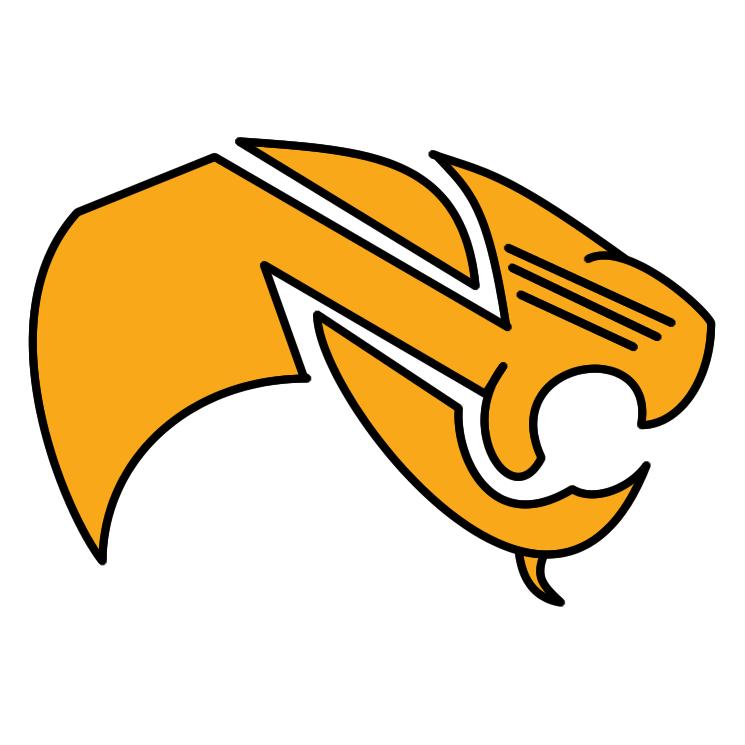 free vector North union high school wildcats