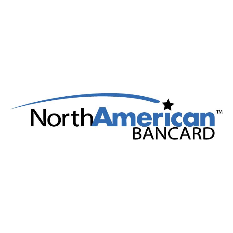 free vector Northamerican bancard