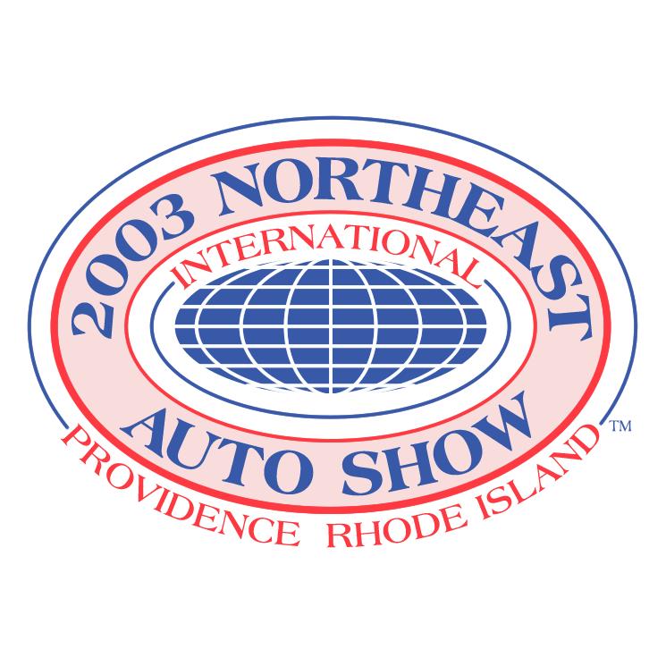 free vector Northeast international auto show