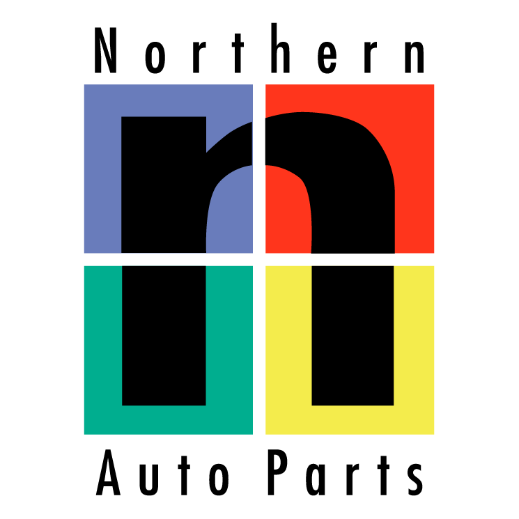 free vector Northern auto parts