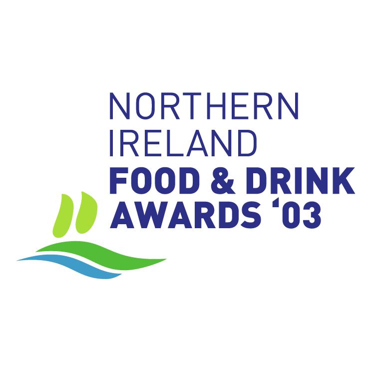 free vector Northern ireland food drink awards 03