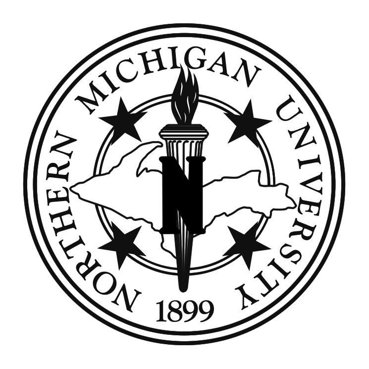 free vector Northern michigan university 2