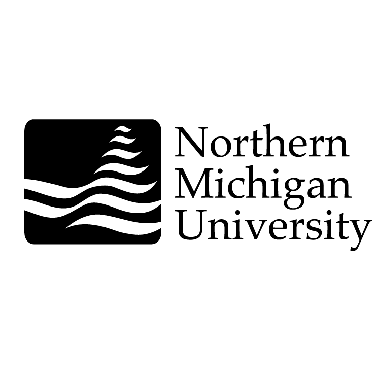 free vector Northern michigan university