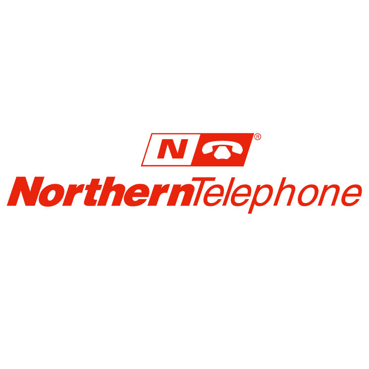 free vector Northern telephone