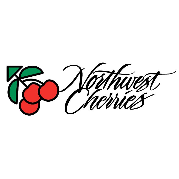 free vector Northwest cherries 0