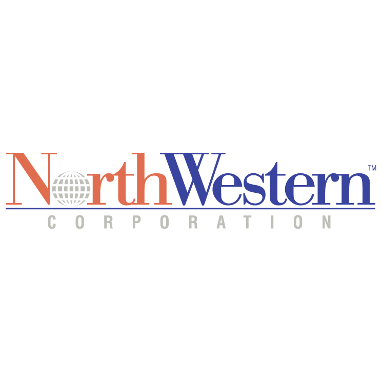 free vector Northwestern corporation