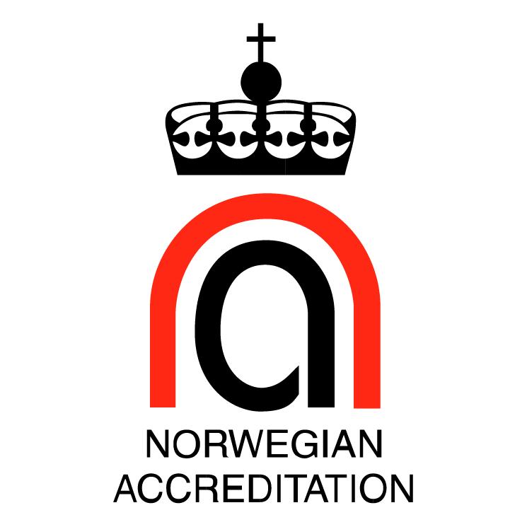 free vector Norwegian accreditation