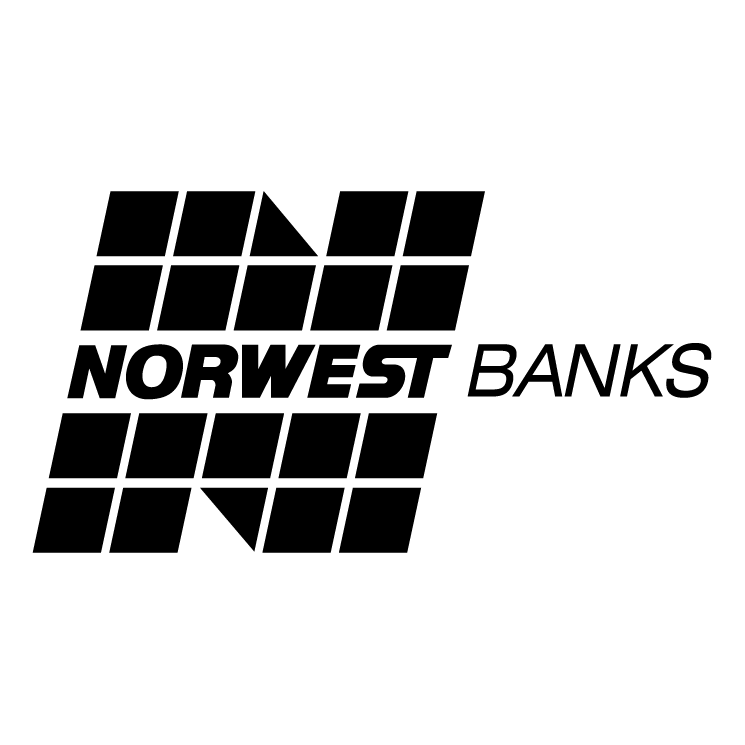 free vector Norwest banks