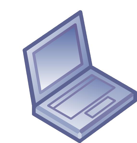 free vector Notebook Netbook Laptop clip art