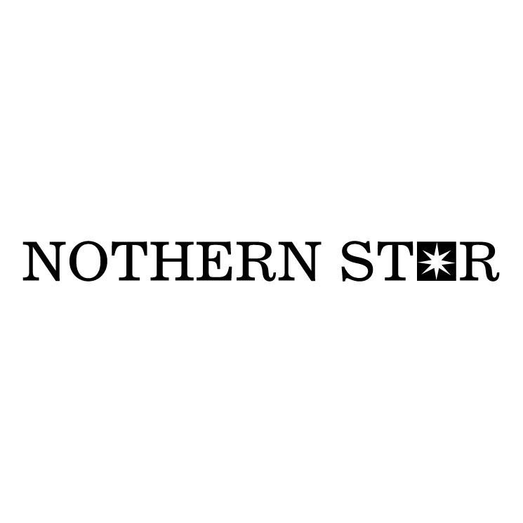 free vector Nothern star