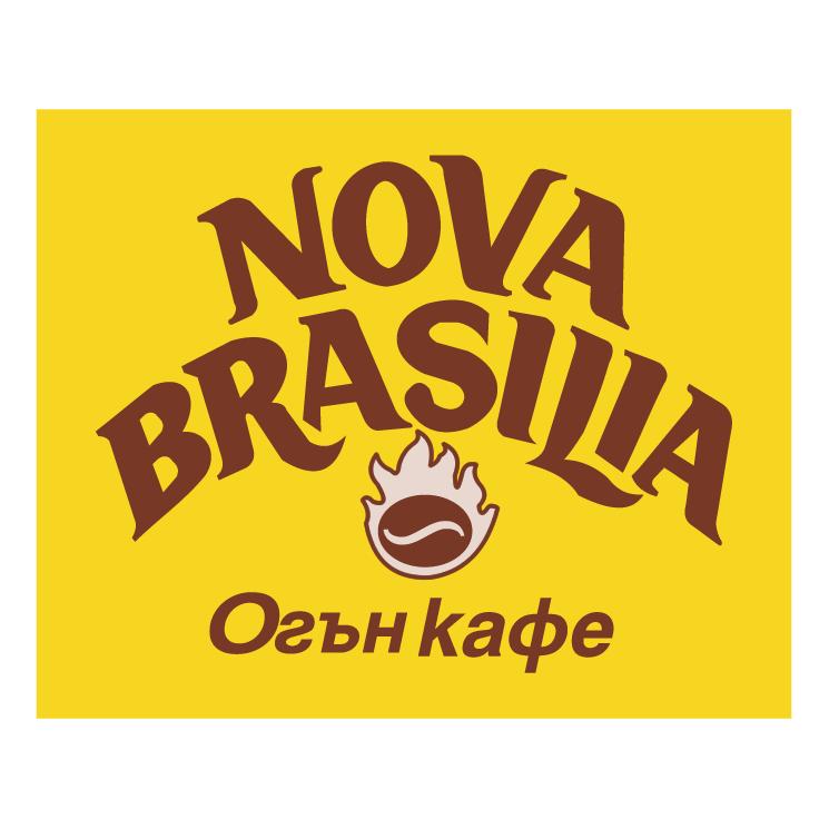 free vector Nova brazilia