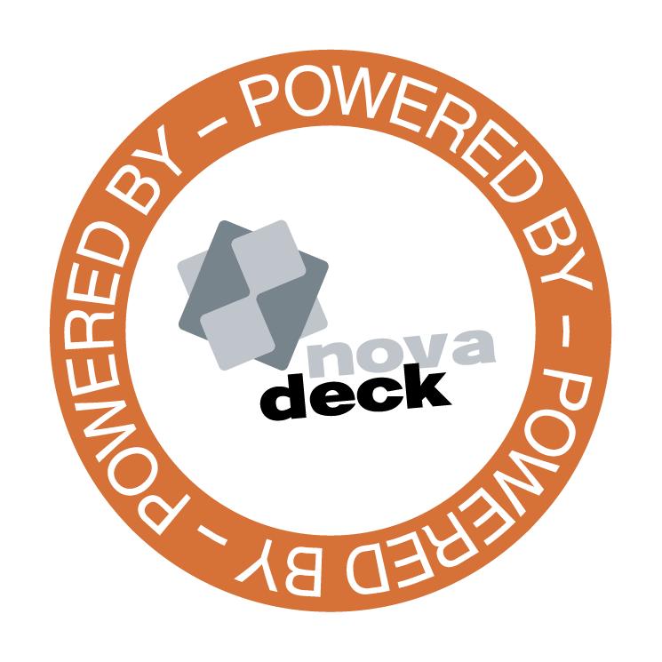 free vector Novadeck