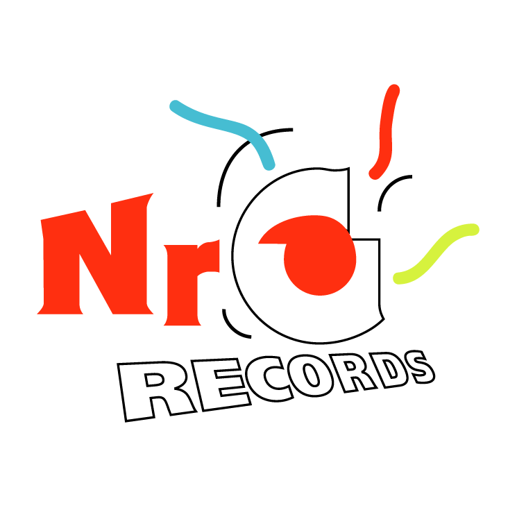 free vector Nrg records