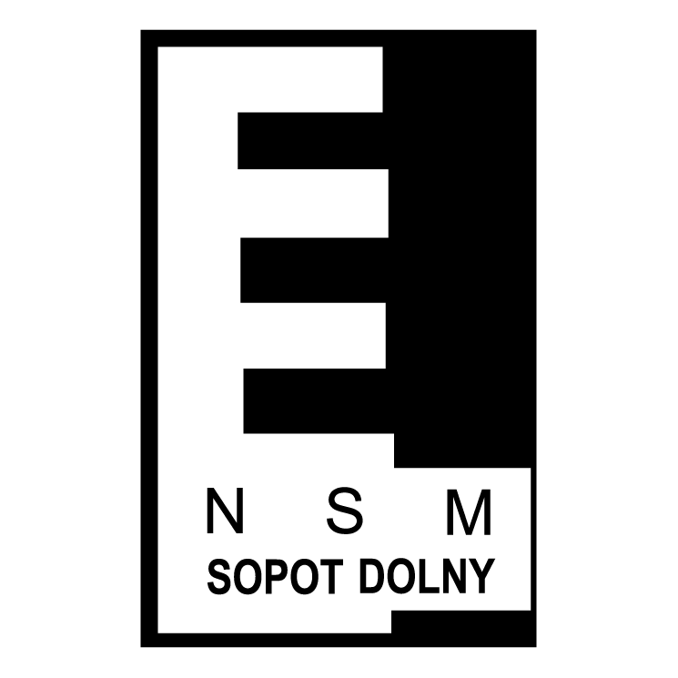 free vector Nsm sopot dolny