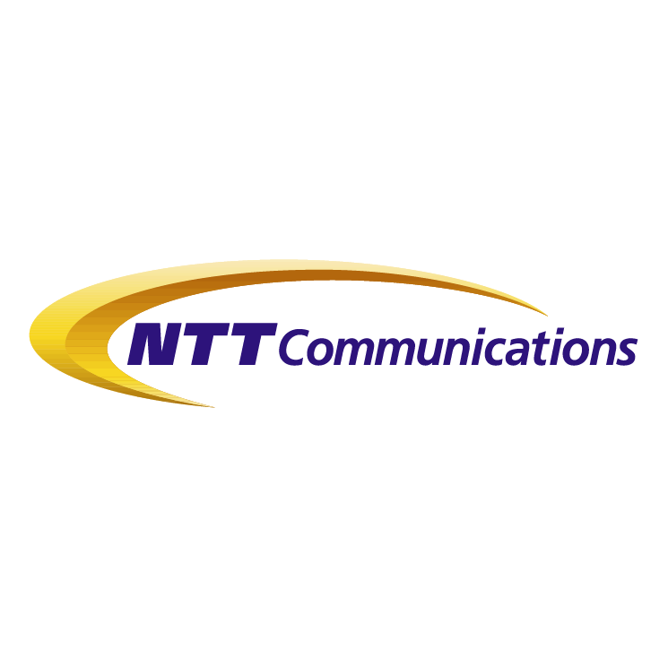 free vector Ntt communications