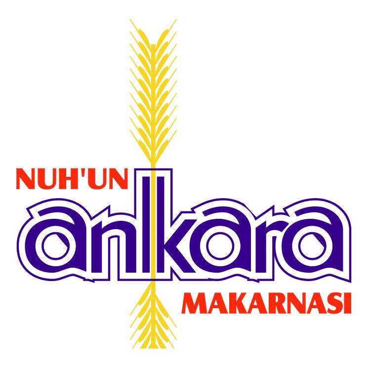 free vector Nuhun ankara makarnasi