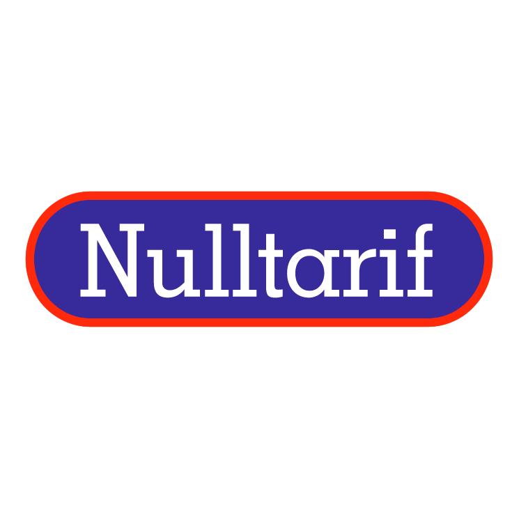 free vector Nulltarif