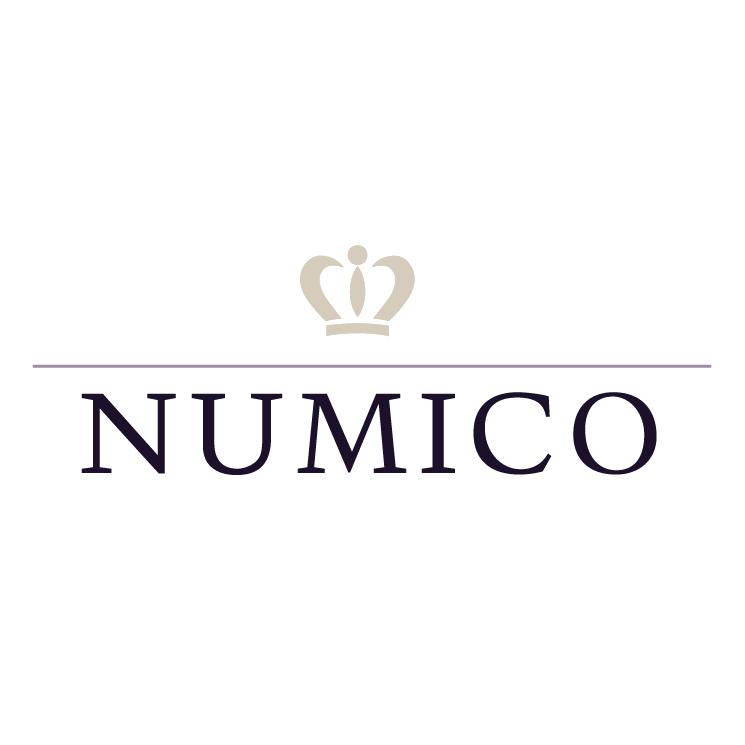 free vector Numico 0