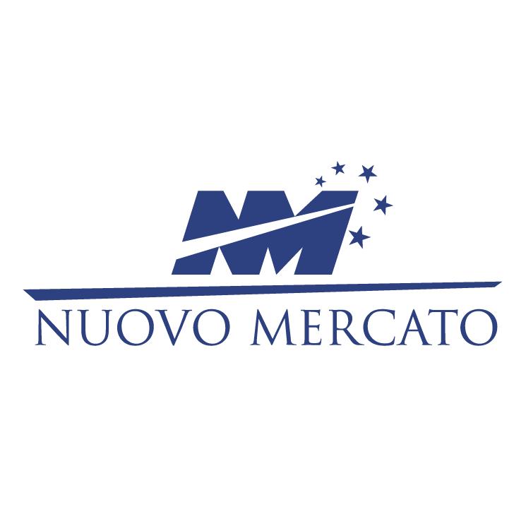 free vector Nuovo mercato