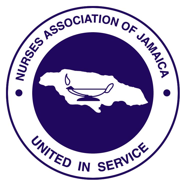 free vector Nurses association of jamaica
