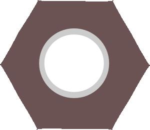 Nut clip art Free Vector / 4Vector
