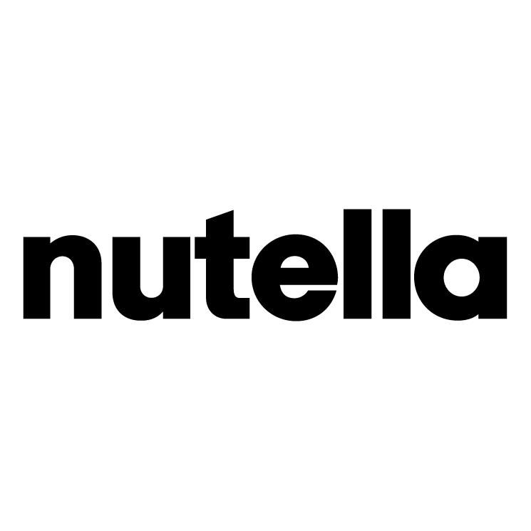 free vector Nutella