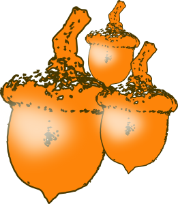 free vector Nuts clip art