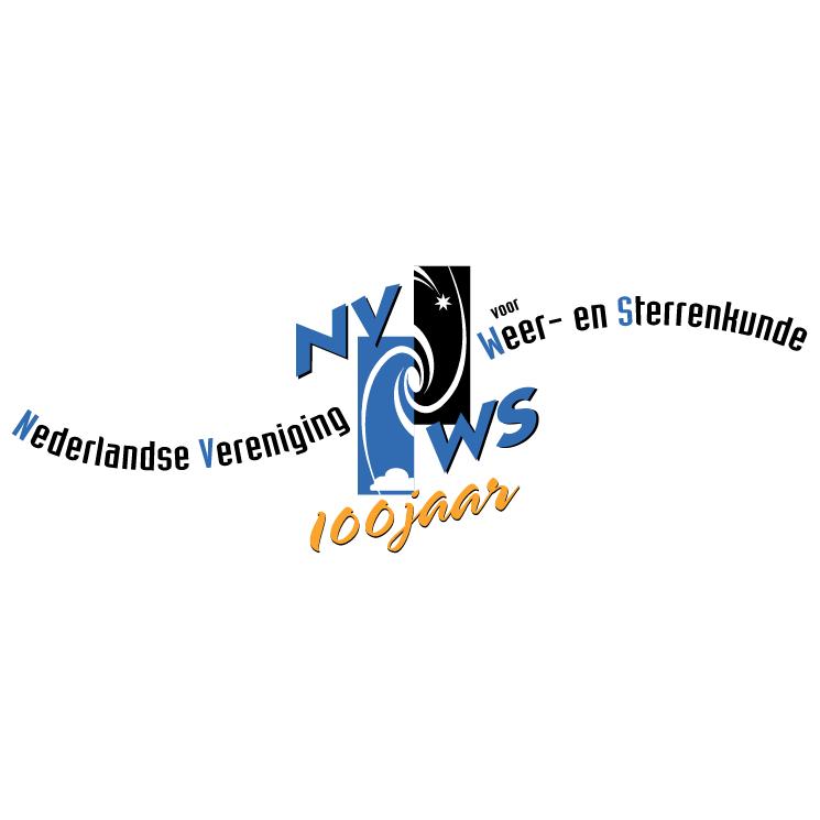 free vector Nvws 100 jaar