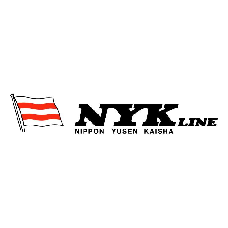 free vector Nyk line