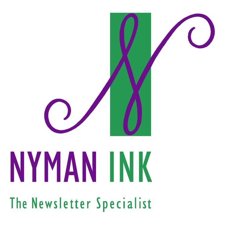 free vector Nyman ink