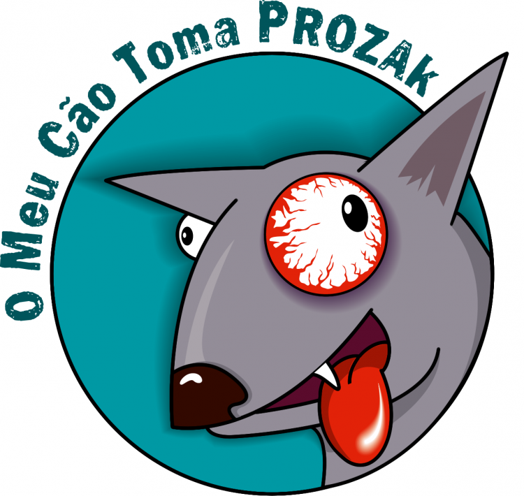 free vector O meu cao toma prozak