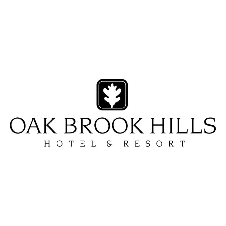 free vector Oak brook hills
